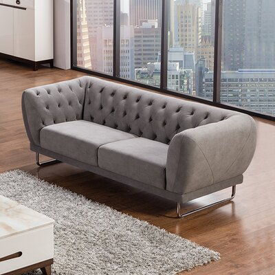 Barrett Chesterfield Loveseat
