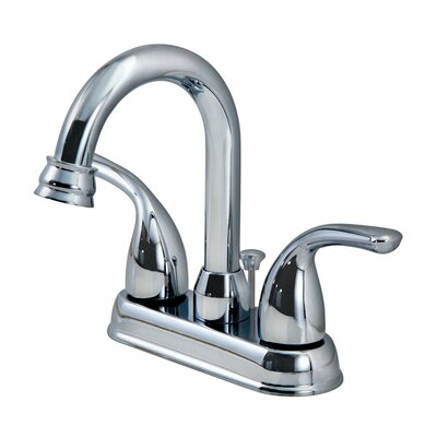 Standard Bathroom Faucet Double Handle