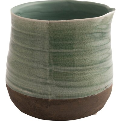 Earth Ceramic Pot Planter