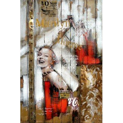 'Marilyn Monroe' Original Painting