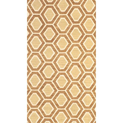 Flat Weave Beige/Tan Area Rug