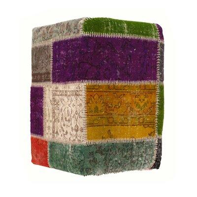 Patchwork Ottoman