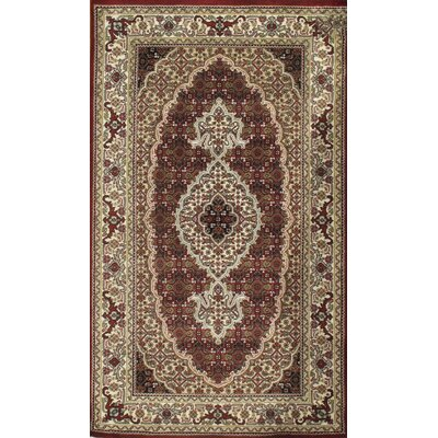 Bidjar Hand-Knotted Brown Area Rug