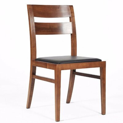 Big Sur Side Chair (Set of 2) Upholstery: Black