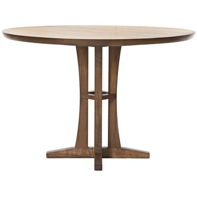 Oak Park Dining Table Color: Medium Walnut