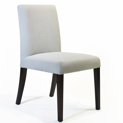Oslo Parsons Chair Upholstery: Beige