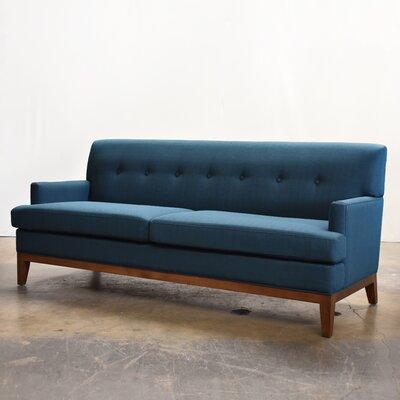 Jonathan Sofa Upholstery: Azure