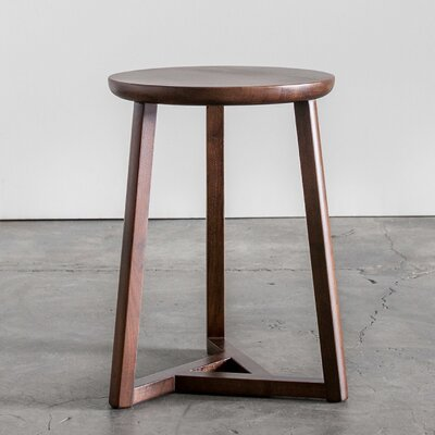 Oslo End Table Finish: Classic Walnut