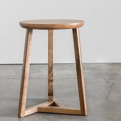 Oslo End Table Finish: Light Walnut