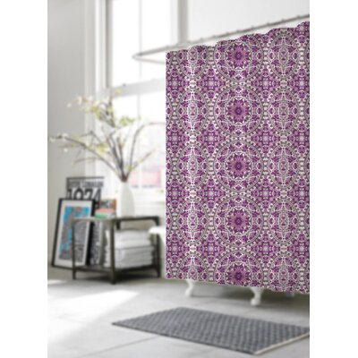 Shower Curtain Color: Ohare