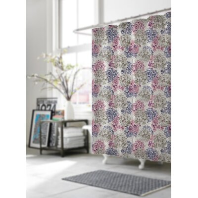 Shower Curtain Color: Shady Willow