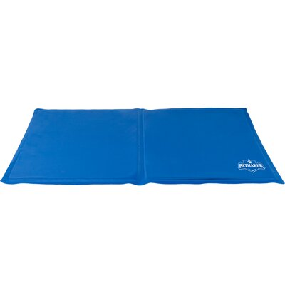 Self Cooling Pet Mat with Cool Gel Technology Size: Small (19.5 L x 25.5 W)