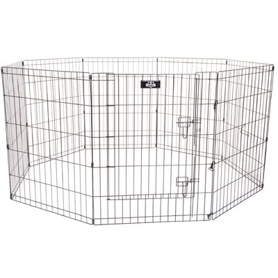 30 Pet Exercise Pen