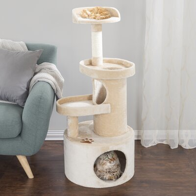 43 4-Tier Cat Tree