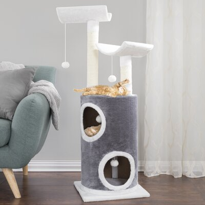 45 5-Tier Cat Tree