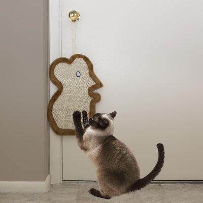 Mouse Cat Toy Scratching Post