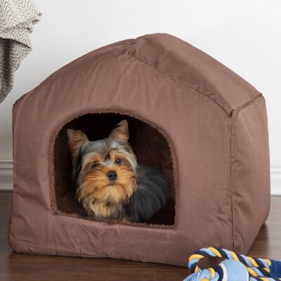 Beaudry Cozy Cottage Dome Color: Brown