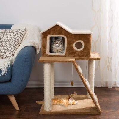 Keeble 34.5 3 Tier Cat Tree