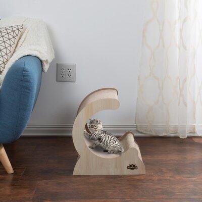 Curved Cat Scratcher