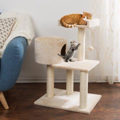 31 Cat Tree Condo