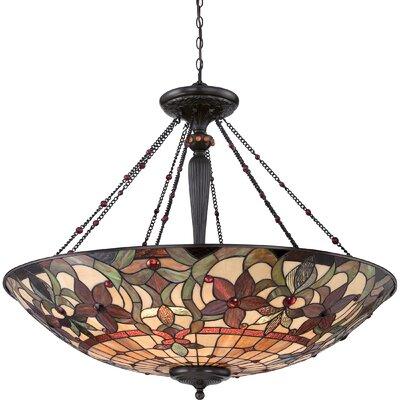 Kami 8-Light Bowl Pendant