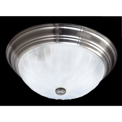 Kreinest 3-Light Antik Flush Mount (Set of 6)