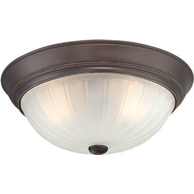 Kreinest 3-Light Flush Mount