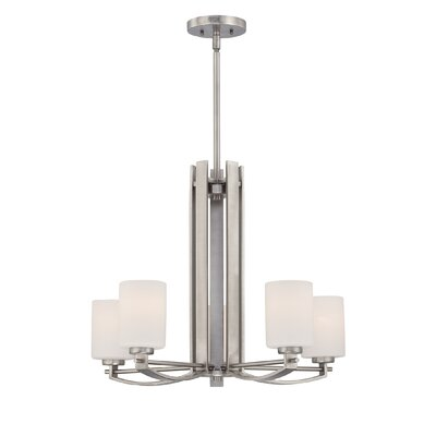 Taylor 5-Light Shaded Chandelier