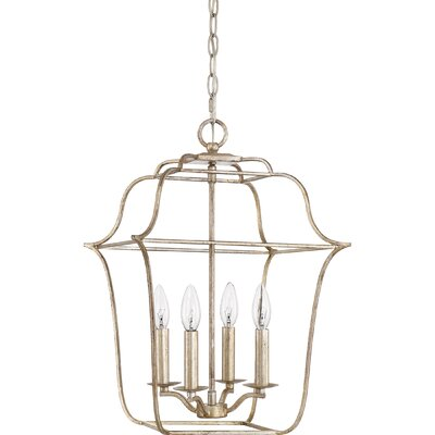 Chloe 4-Light Foyer Pendant