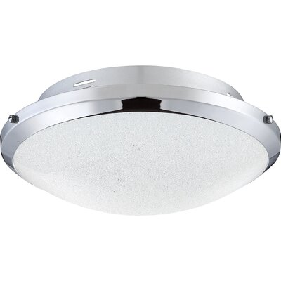 Stickney Contemporary LED Flush Mount