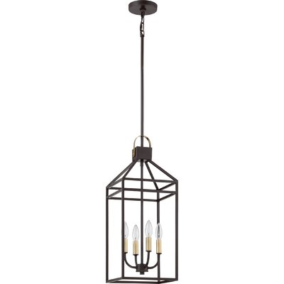Beare 4-Light Foyer Pendant