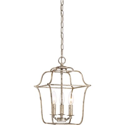 Chloe 3-Light Foyer Pendant