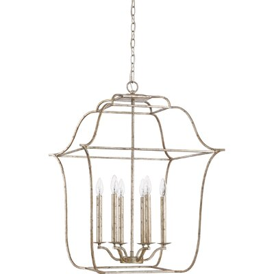 Chloe 6-Light Foyer Pendant