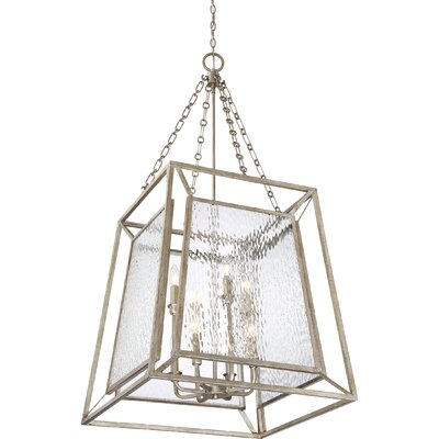 Clea 4-Light Foyer Pendant