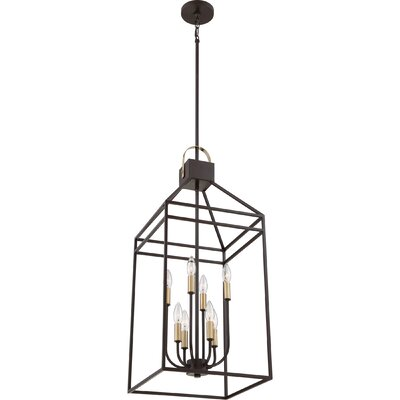 Beare 8-Light Foyer Pendant