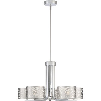 Colleen 5-Light Drum Chandelier