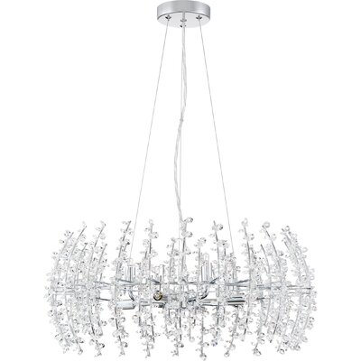 Viggo 8-Light Crystal Chandelier