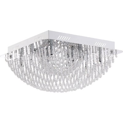 Cilla 10-Light Flush Mount