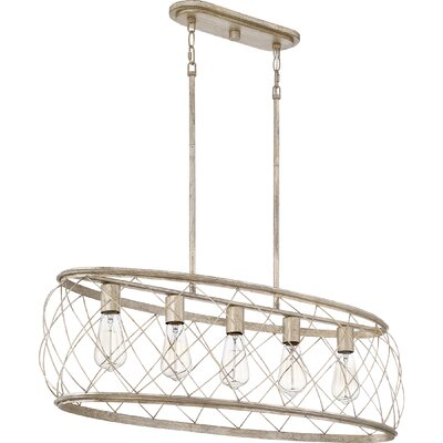 Meryl 5-Light Kitchen Island Pendant