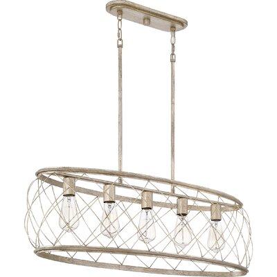 Meryl 5-Light Kitchen Island Pendant