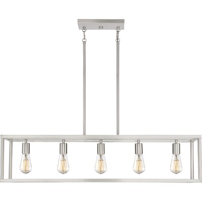Sargeant 5-Light Kitchen Island Pendant