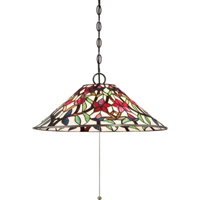 Hyland 3-Light Inverted Pendant