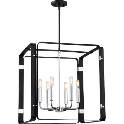 Franklin 6-Light Foyer Pendant