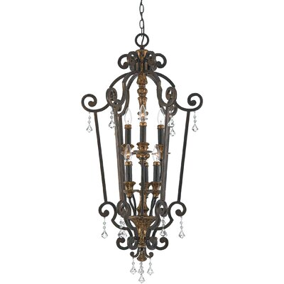 Windsor Rise 6-Light Foyer Pendant