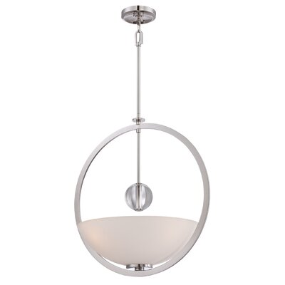 Uptown Columbus 6-Light Shaded Chandelier UPCC5006IS