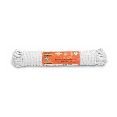 Samson rope Sash Cords - 039-120-05 3/8x100 cotton sash cord 3/8 inch at Sears.com