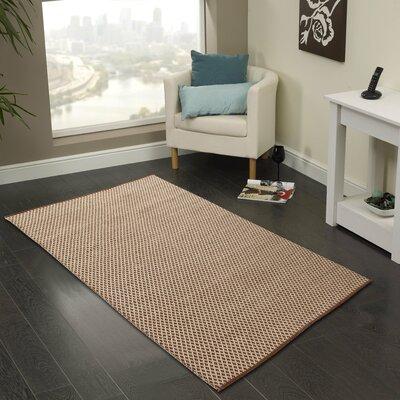 Hand-Woven Area Rug Rug Size: 2 x 3