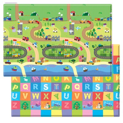 Happy Village Baby Playmat