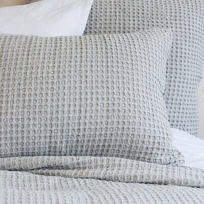 Waffle Coverlet Size: Queen
