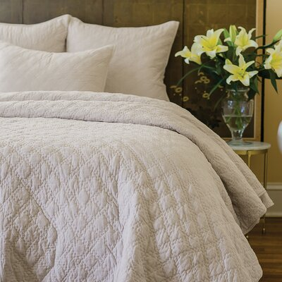 Sutton Natural Quilt